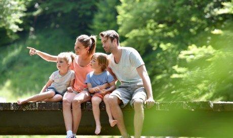 Séjour en famille dans un hôtel familial à Beaurepaire
