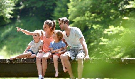 Séjour familial dans un hôtel de la région Beaurepaire