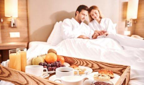 Escapade romantique dans un hôtel tout confort Beaurepaire